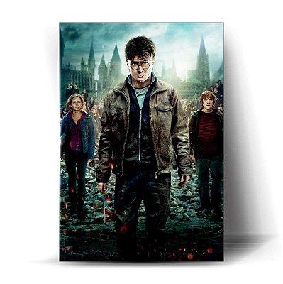 Trio - Batalha em Hogwarts