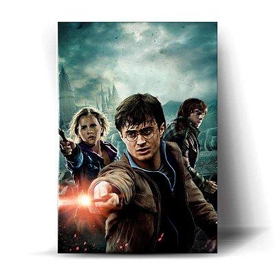 Trio - Hermione, Harry, Ronny