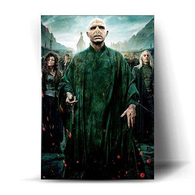Voldemort - Batalha em Hogwarts