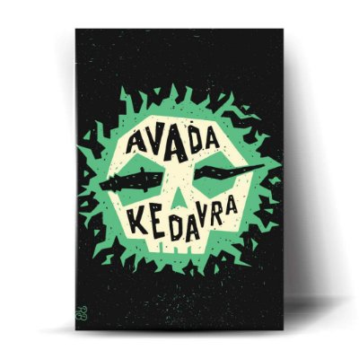 Avada Kedavra - Maldição