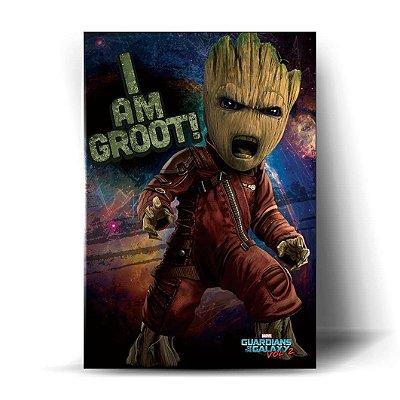 I AM GROOT !