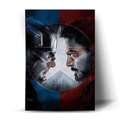 STEVE VS TONY