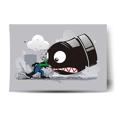 Luigi Vx Bomb