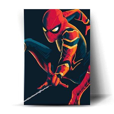 IRON SPIDER ART