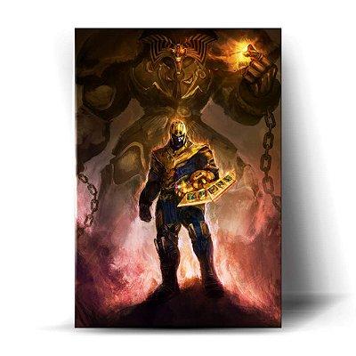 Thanos Obliterar