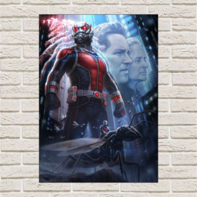ANT-MAN AND ANTONY