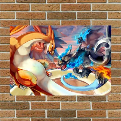 CHARIZARD MEGA FORM