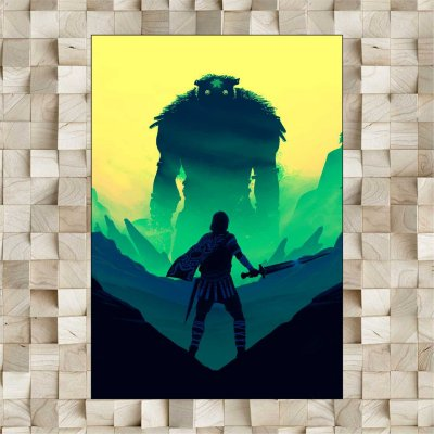 SHADOW OF THE COLOSSUS #09