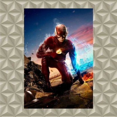 THE FLASH - VELOCISTA ESCARLATE