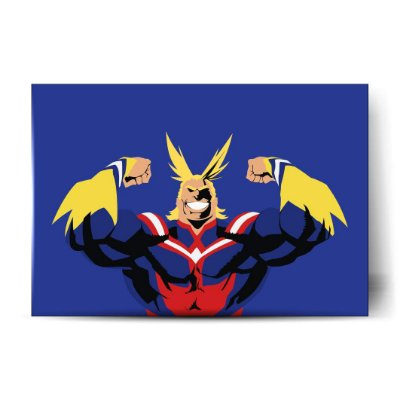 All Might Minimalist