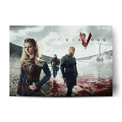 Lagertha / Rollo / Ragnar