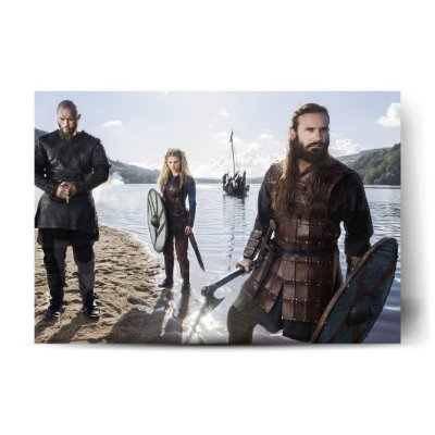 Ragnar / Lagertha / Rollo