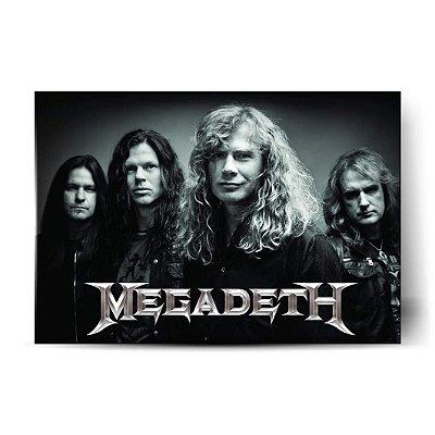 Megadeth - Banda Rock