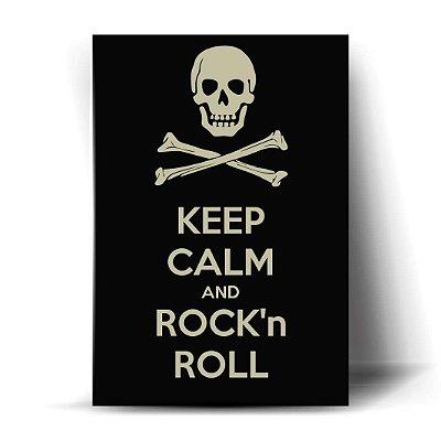 Keep Calm and Rock n Roll