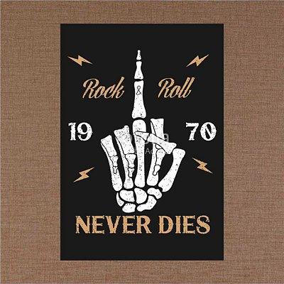 ROCK ROLL NEVER DIES