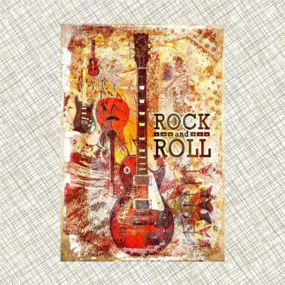 ROCK AND ROLL GUITAR