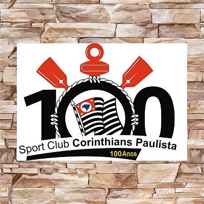 CORINTHIANS - 100 ANOS