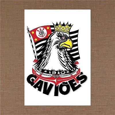 GAVIÕES - 1910
