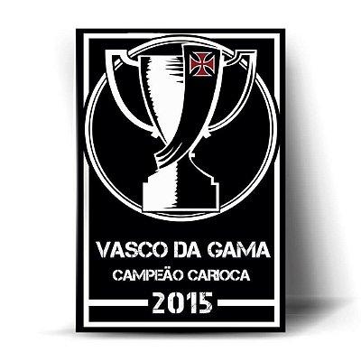 Campeão Carioca 2015