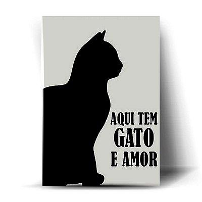 Aqui tem Gato e Amor