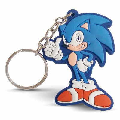 Chaveiro Sonic