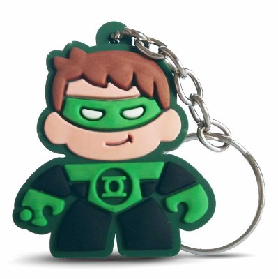 Chaveiro Lanterna Verde