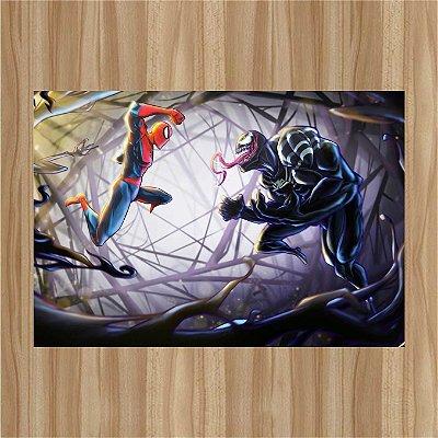 SPIDER VS VENOM