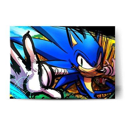 Ilustration Sonic