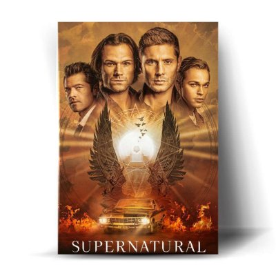 Supernatural Art