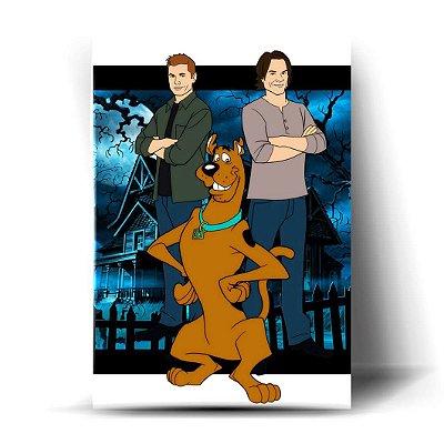 Sam, Dean e Scooby Doo