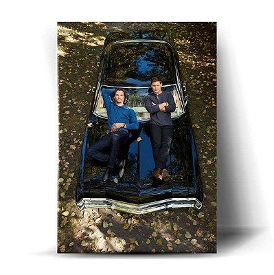 Sam, Dean e Impala 67