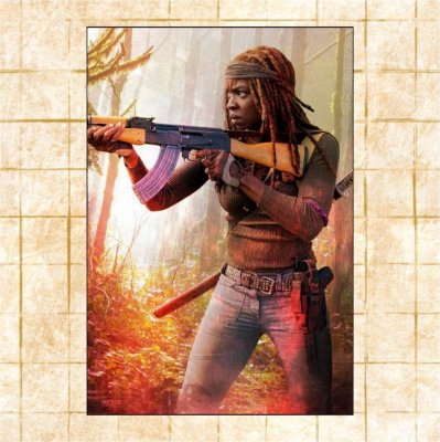 Michonne War