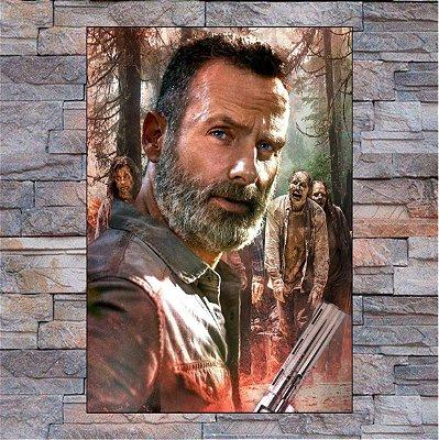 Rick vs Walkers