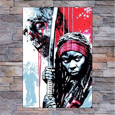 Michonne Illustration