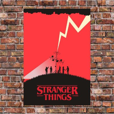 Stranger Things Minimalist