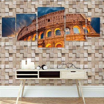 Coliseu #08 - Mosaico