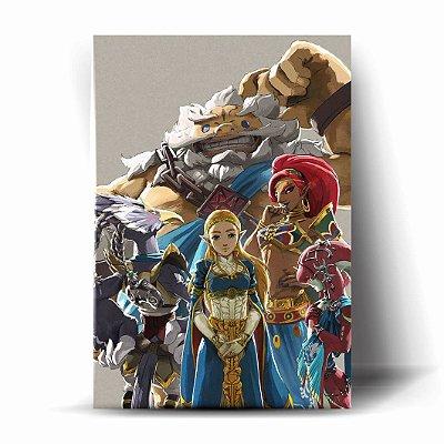 Zelda And Champions