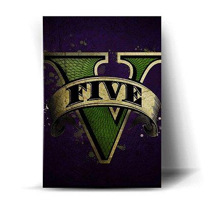 GTA V - Logo