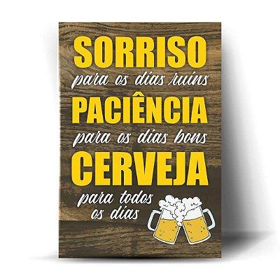 Cerveja para todos os dias