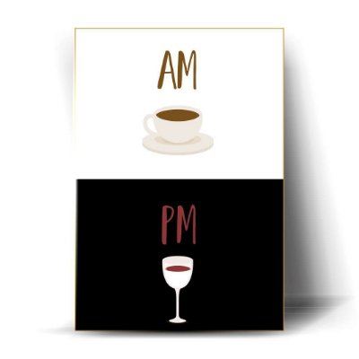 AM - PM