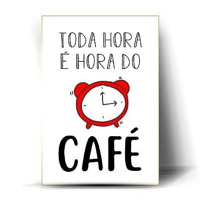 Toda hora é hora do café