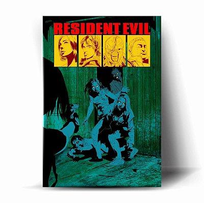 Resident Evil Art