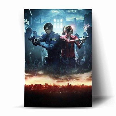 Resident Evil 02 Remake