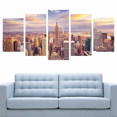 Mosaico New York #01