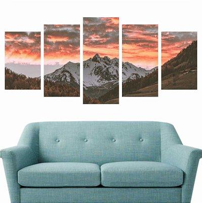 Mosaico Montanhas #03