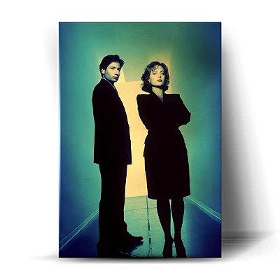 Arquivo X - Fox Mulder e Dana Scully