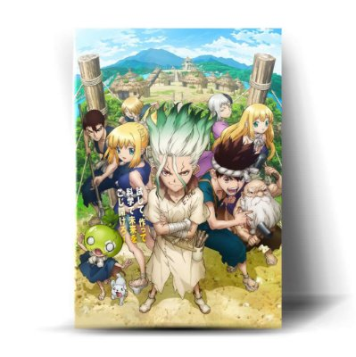 Dr. Stone #03