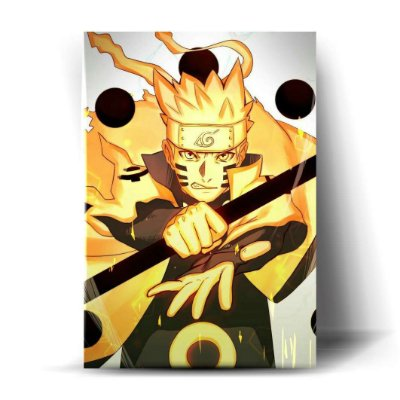 Modo Kurama - Naruto