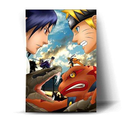 Naruto Vs Sasuke Invocações