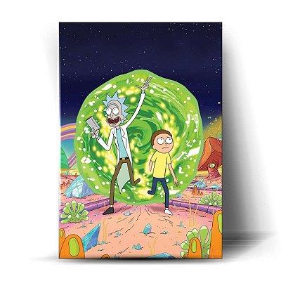 Rick and Morty #01